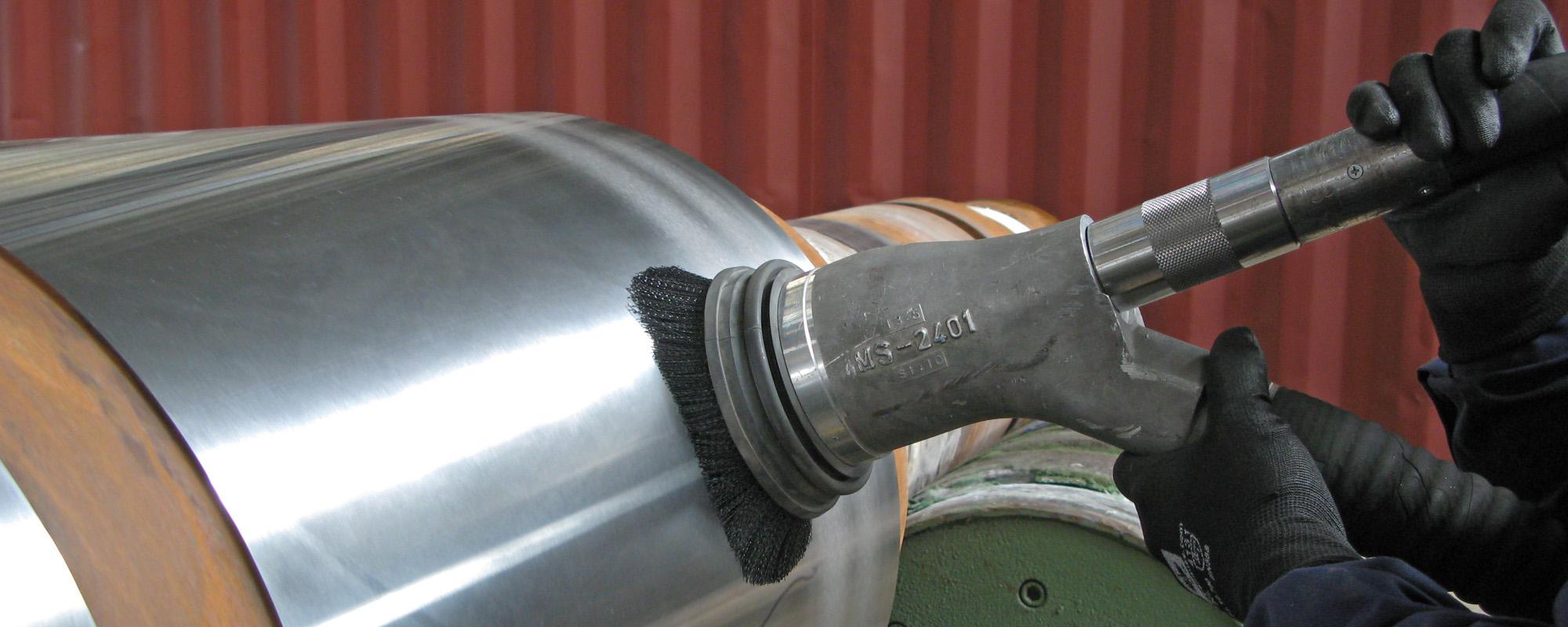 Vacu-Blast, Vacuum Blasting