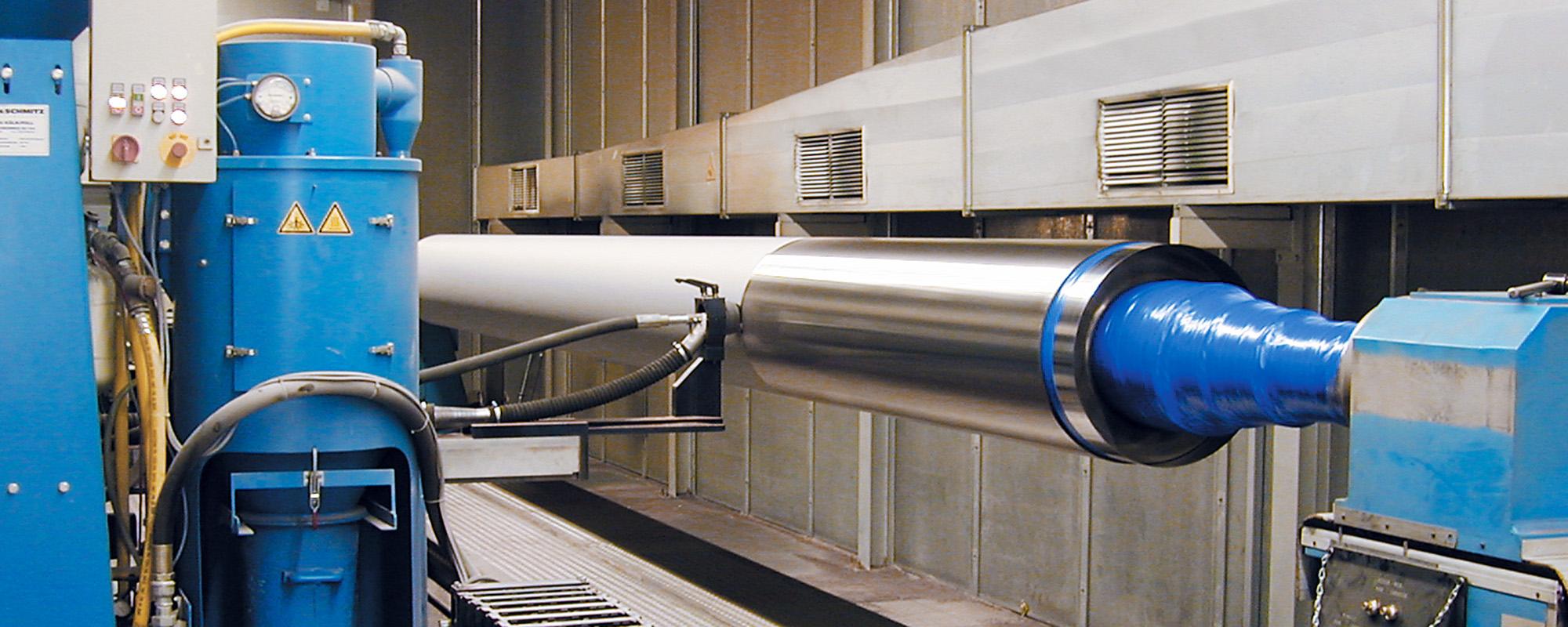 Cylinder Blasting